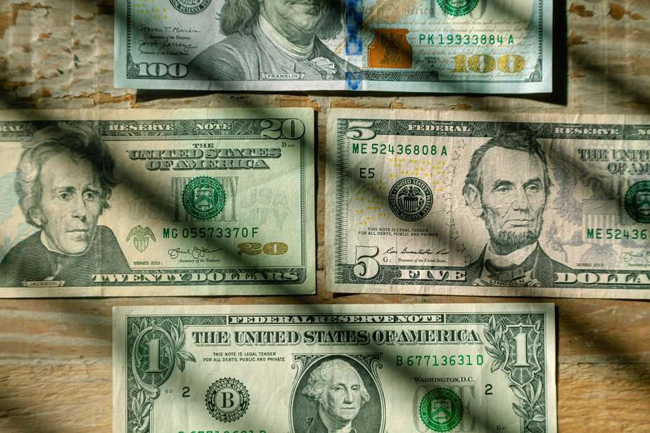 Why American dollars looks Green - Obboy Media