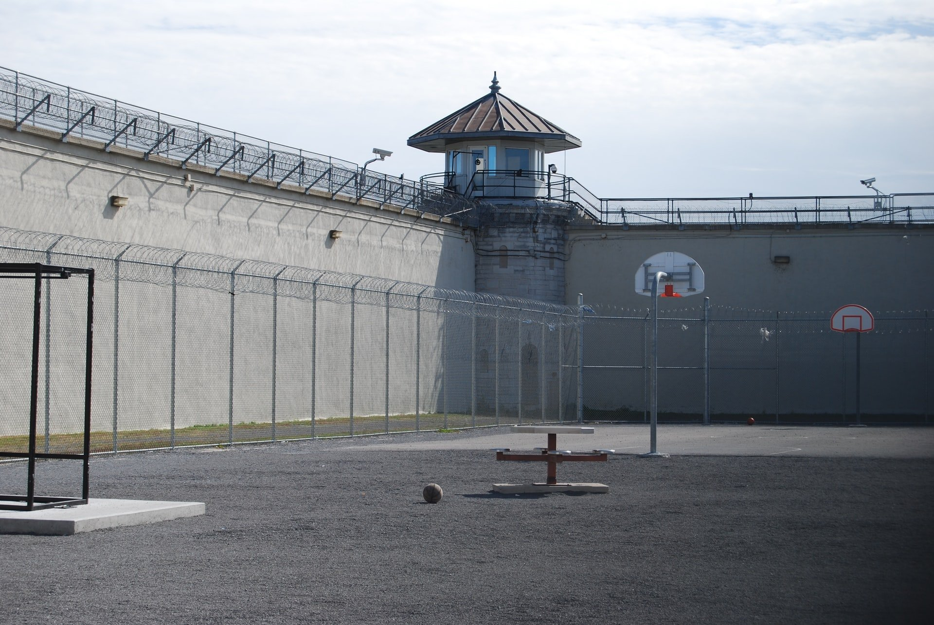 Security of Jail
