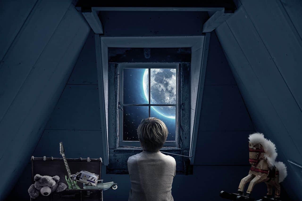 dream on moon | অব্যয় মিডিয়া